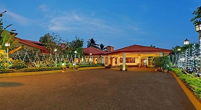 The Fern Kesarval Hotel & Spa Verna Plateau Goa