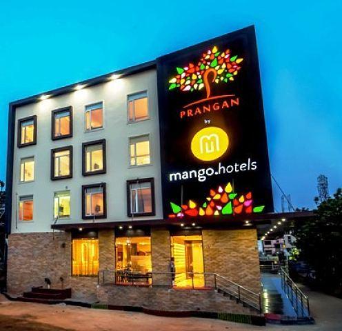 Mango Hotels Prangan Bhubaneshwar