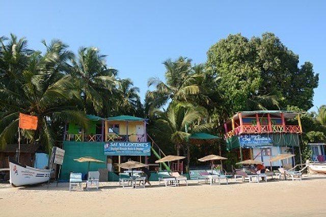 Sai Valentine's Beach Huts