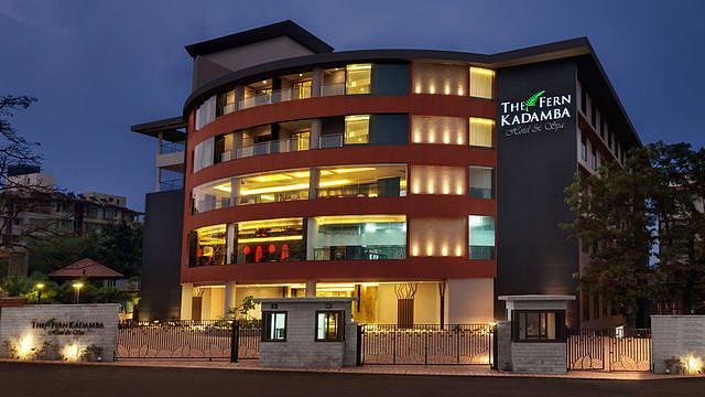 The Fern Kadamba Hotel And Spa, Goa