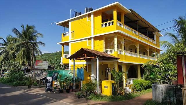 Bens Inn Guest House