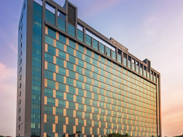 Conrad Pune - Luxury by Hilton