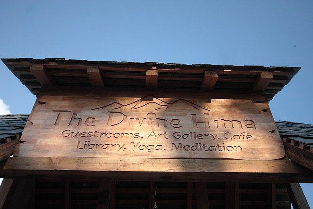 The Divine Hima