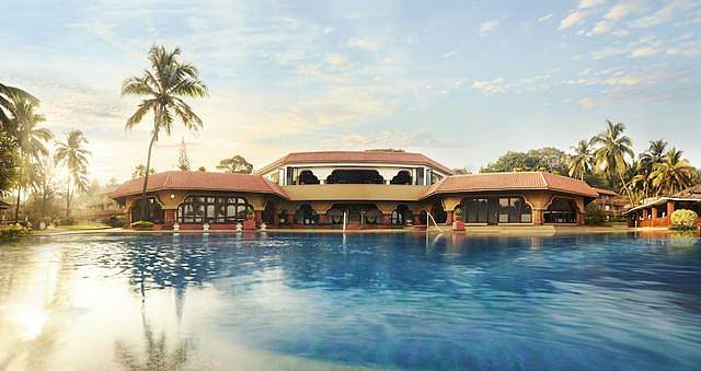 Taj Fort Aguada Resort & Spa, Candolim,Goa