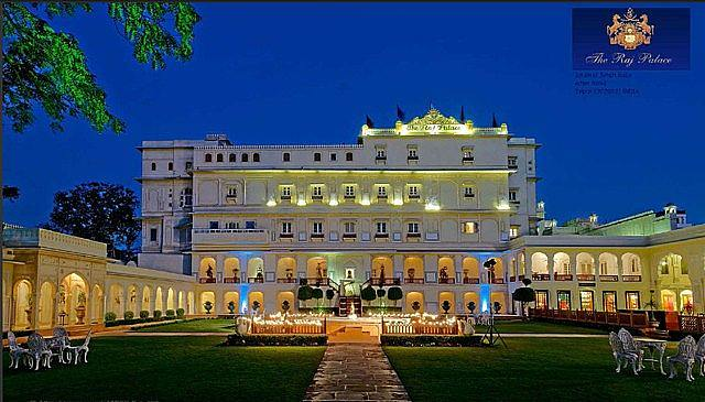 The Raj Palace by Small Luxury Hotels of the World