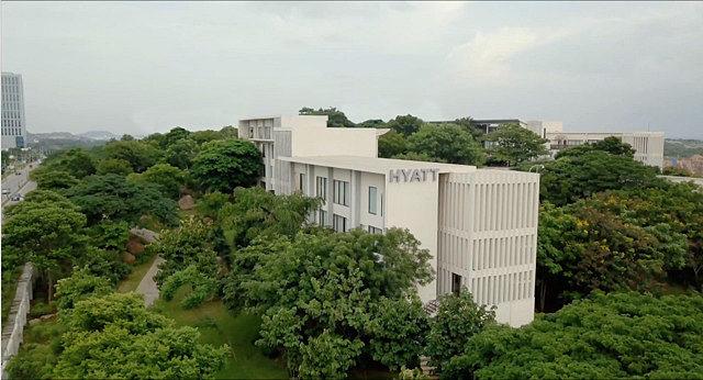 Hyatt Hyderabad Gachibowli