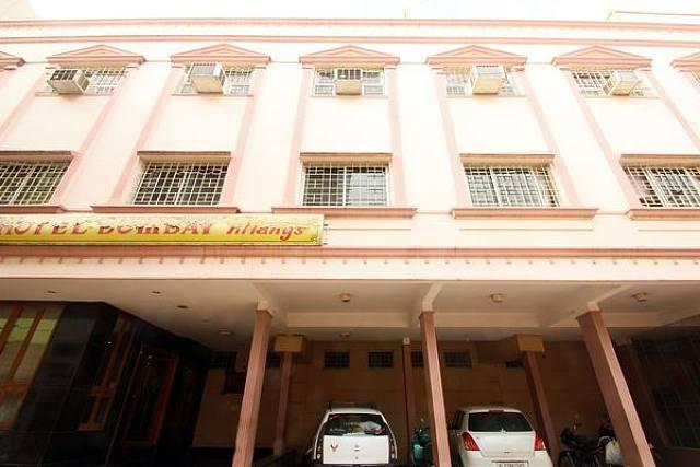 Bombay Tiffanys Hotel