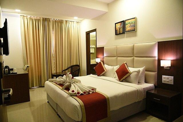 Hotel Mandarin Square