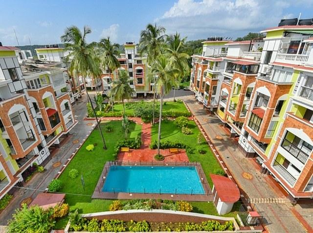 MONARCH SUITES-1 BHK Apartment