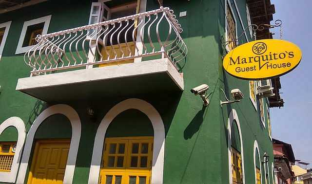 Marquitos Guest House