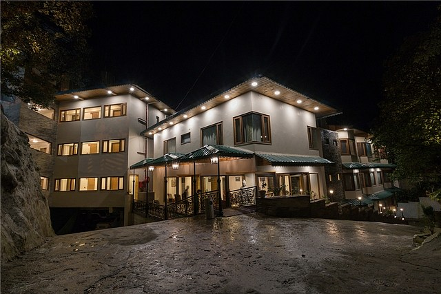 Hotel Pacific Mussoorie