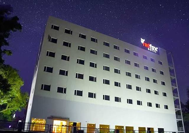 Red Fox Hotel, Chandigarh