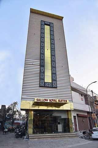 DIEU Sallow Royal Suite