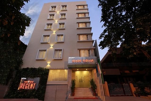 Hotel Nandhana Regent