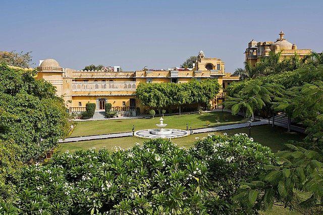 Gogunda Palace- An Amritara Private Hideaway