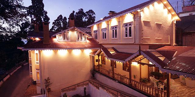 Pine Tree Spa Resort