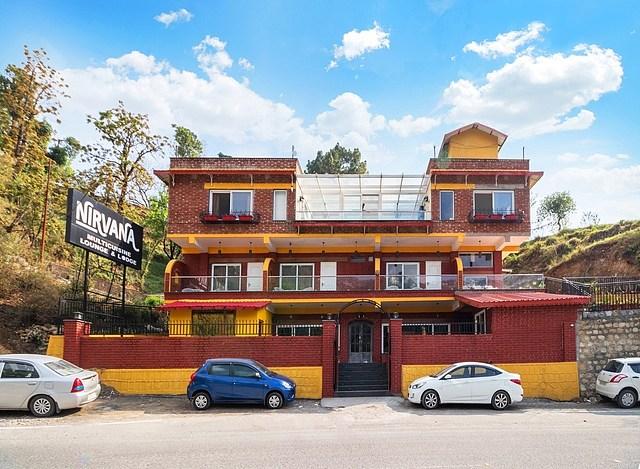 Nirvana Lodge & Lounge (A Boutique Hotel)