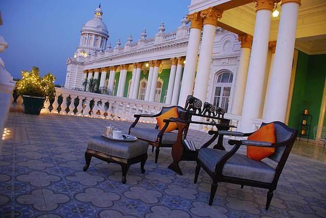 Lalitha Mahal Palace Hotel by Jungle Lodges
