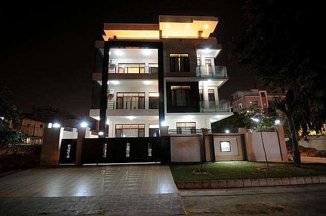 Geetanjali Luxury Suites