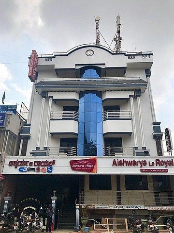 Aishwarya Le Royal