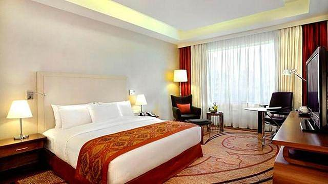 The Sun City Hotel