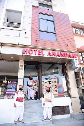 Hotel Anandam