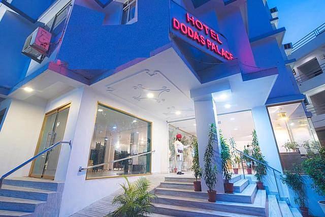 Dodas Palace by ShriGo Hotels