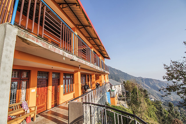Orange Guest house