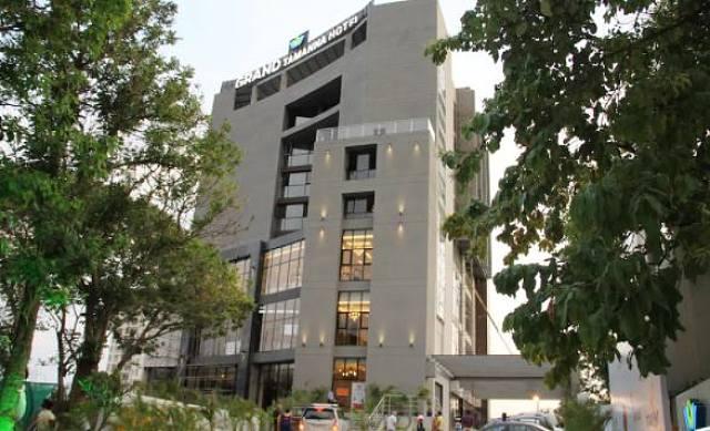 Grand Tamanna Hotel Hinjawadi Pune