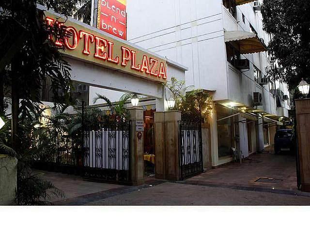 Hotel Plaza Mumbai