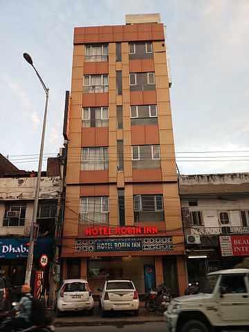 Hotel Robin Inn