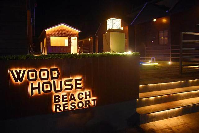 Wood House Beach Resort