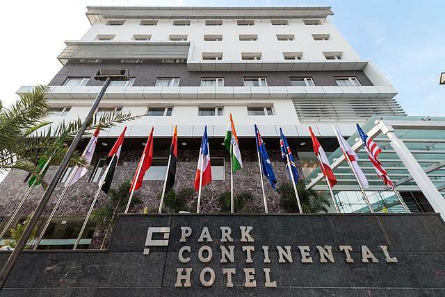 Park Continental Hotel by Trance