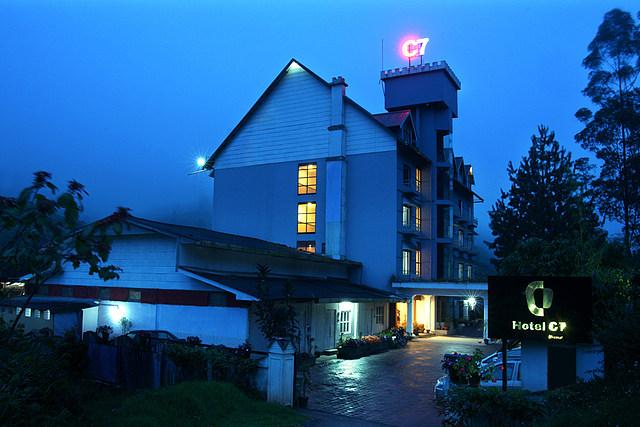 Hotel C7 Munnar