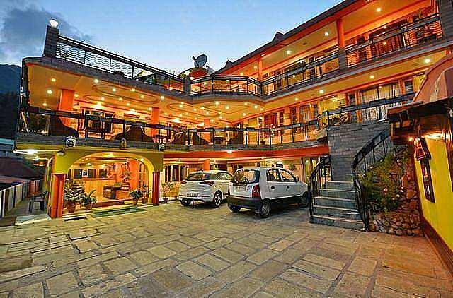 Hotel Snowline