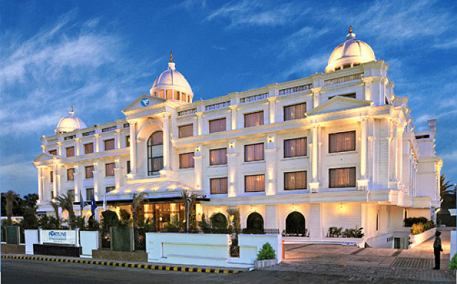 Fortune JP Palace (Abba Road, Nazarbad)