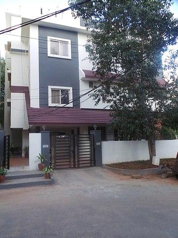 Cosy Banjara Serviced Apartment