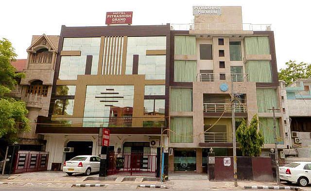 Hotel Pitrashish Grand and Premium
