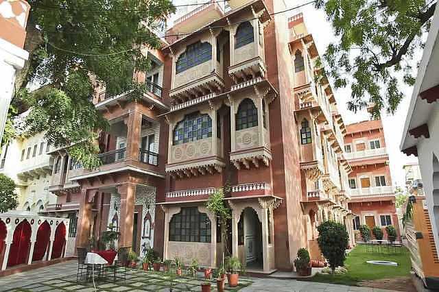The Grand Haveli-Mahal Khandela