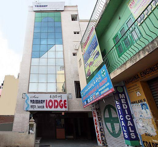 sree vaibhav residency
