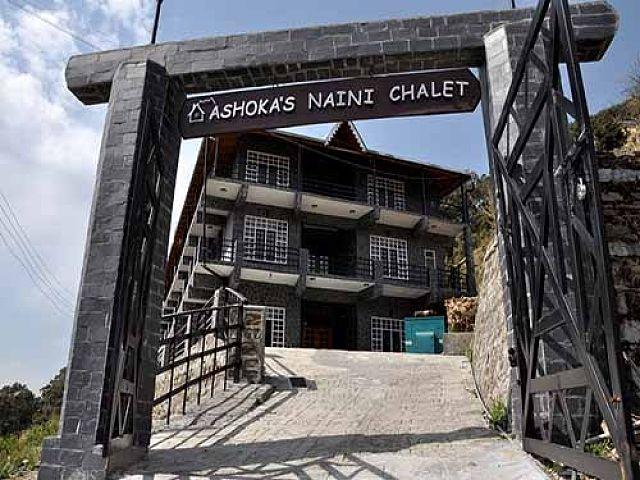 Ashoka's Naini Chalet Resort Pangot