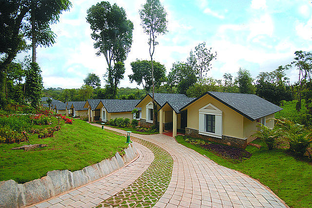 The Windflower Resorts And Spa - Coorg