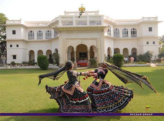 Hari Mahal Palace by Pachar Group