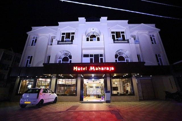 Hotel Maharaja Inn