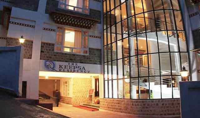 Jain Group Keepsa Residency