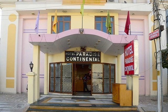 Paradise Continental