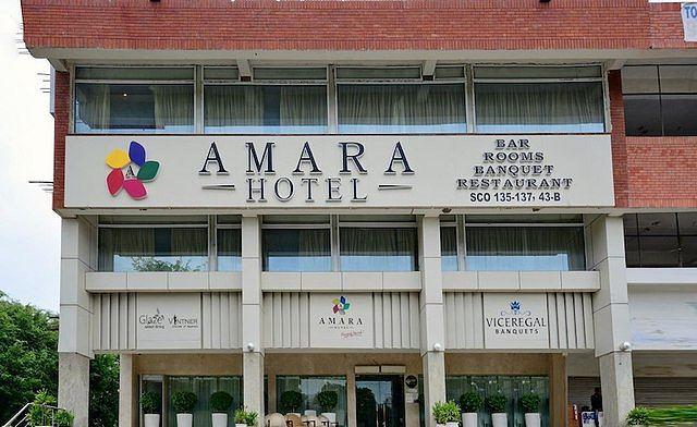 Hotel Amara Chandigarh
