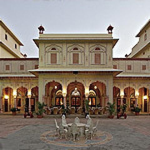 Narain Niwas Palace - A Luxury Heritage Hotel