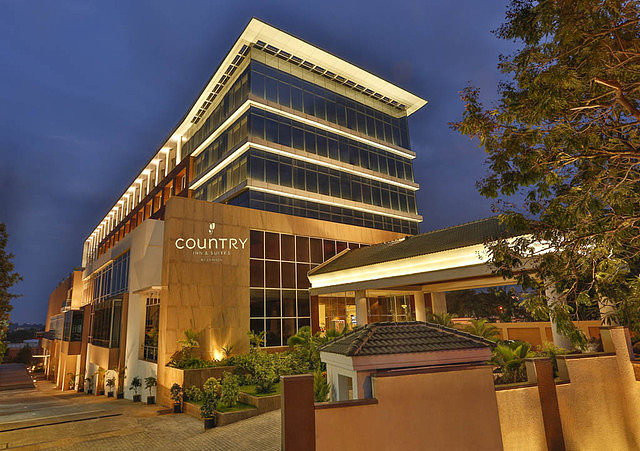 Country Inn And Suites By Radisson, Mysore