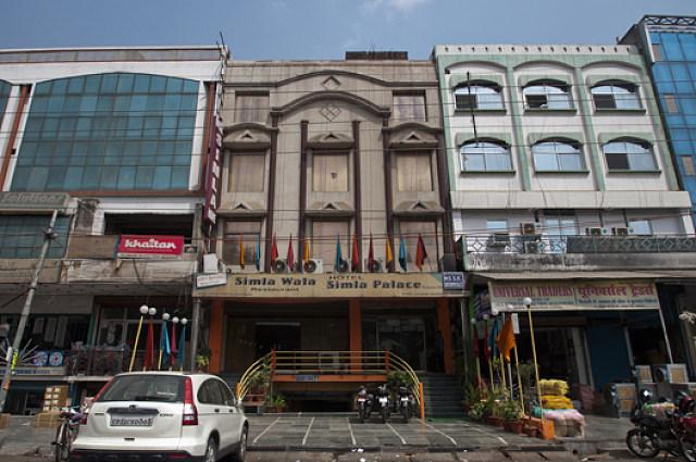 Hotel Shimla Palace